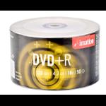 Imation DVD+R 16X 50PK BULK CTN 4.7GB 15-LANG 12/CTN