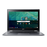 Acer Chromebook Spin 15 CP315-1H-P1LE Silver 39.6 cm (15.6