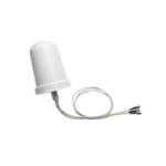 Cisco AIR-ANT2544V4M-RS= network antenna Omni-directional antenna RP-TNC 4 dBi