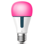 TP-LINK Kasa Smart Light Bulb, Multicolor