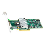 Intel RSBL040 PCIe x8 Connector 2.0 6Gbit/s RAID controller