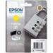 Epson Padlock Singlepack Yellow 35 DURABrite Ultra Ink