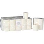 White Box WB TOILETRL 200SHEET 2PLY WHT 9X4 P36