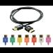 Kramer Electronics 1.8m HDMI m/m HDMI cable HDMI Type A (Standard) Black