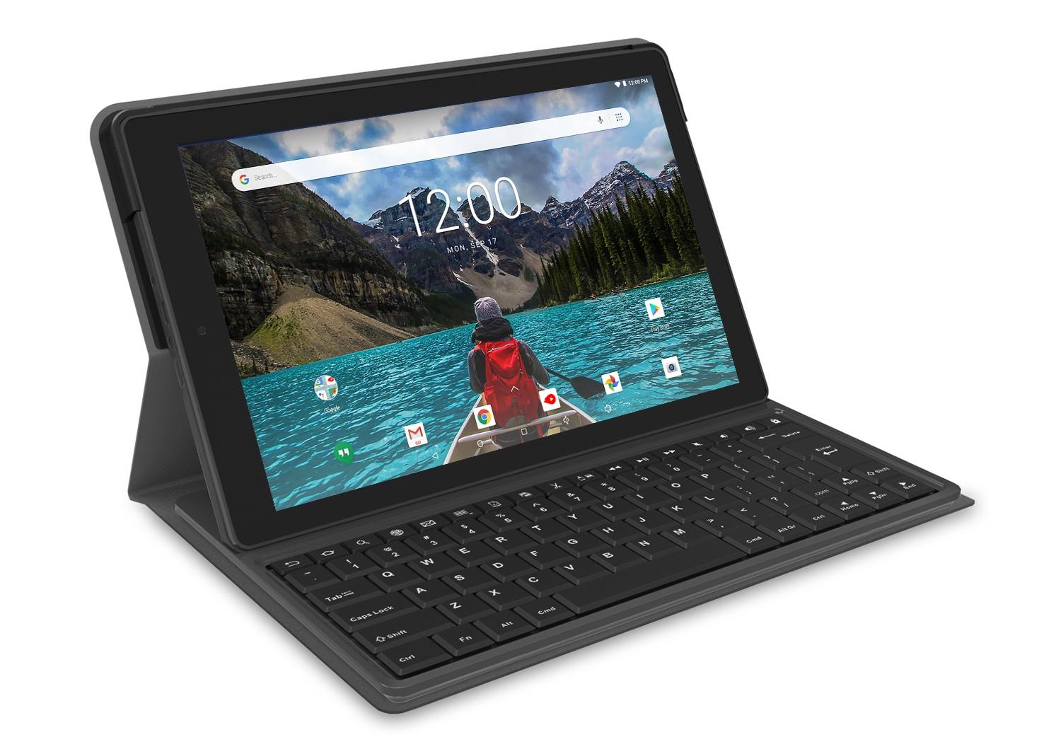 "Venturer Mariner 10 Pro 32 GB 25.6 cm (10.1"") 2 GB Wi-Fi 4 (802.11n) Android 8.1 Oreo Black"