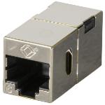 Black Box FM608-10PAK cable gender changer RJ-45 Metallic