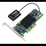 Adaptec 81605ZQ RAID controller PCI Express x8 3.0 12 Gbit/s
