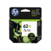 HP 62XL Tri-color Ink Cartridge Original Cian, Magenta, Amarillo