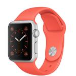 """Apple Watch Sport 1.32"""" OLED Silver smartwatch"""