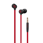 Apple urBeats3 mobile headset Binaural In-ear Black,Red Wired