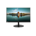 "Lenovo ThinkVision T24i LED display 60.5 cm (23.8"") 1920 x 1080 pixels Full HD Flat Matt Black"