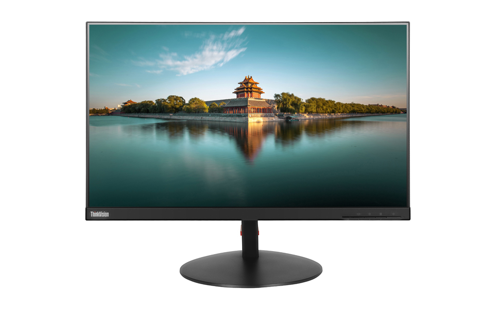 """Lenovo ThinkVision T24i LED display 60.5 cm (23.8"""") 1920 x 1080 pixels Full HD Flat Matt Black"""