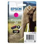 Epson C13T24234012 (24) Ink cartridge magenta, 360 pages, 5ml