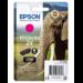 Epson Elephant Cartucho 24 magenta