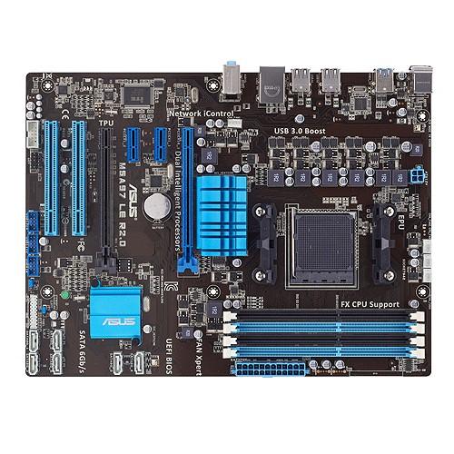 ASUS M5A97 LE R2.0 AMD 970 Socket AM3+ ATX