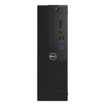 DELL OptiPlex 3050 3.4 GHz 7th gen Intel® Core™ i5 i5-7500 Black SFF PC