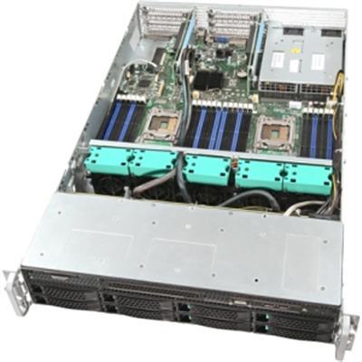 Intel R2312GZ4GS9 Intel C602 LGA 2011 (Socket R) 2U server barebone