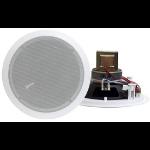 Pyle PDIC60T loudspeaker 125 W White Wired