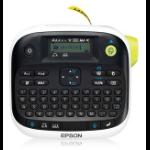 Epson LW-300 Transferencia térmica 180 x 180DPI Negro, Color blanco