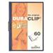 Durable DURACLIP® 60 A4 PVC Blue report cover