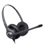 JPL 611-IB Binaural Head-band Black