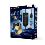 Corel Roxio Easy VHS to DVD 3 Plus USB 2.0 video capturing device