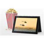 "Lenovo Yoga Book 1.44GHz x5-Z8550 10.1"" 1920 x 1200pixels Touchscreen Black Hybrid (2-in-1)"