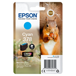 Epson C13T37824010 (378) Ink cartridge cyan, 360 pages, 4ml