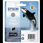 Epson T7607 Original Light schwarz 1 Stück(e)