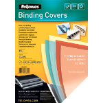 Fellowes 53762 binding cover Plastic Transparent 100 pc(s)