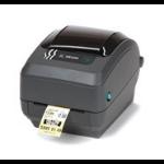 Zebra GK420t label printer Direct thermal / thermal transfer 203 x 203 DPI Wired