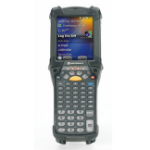 "Zebra MC9200 handheld mobile computer 9.4 cm (3.7"") 640 x 480 pixels Touchscreen 765 g Black"