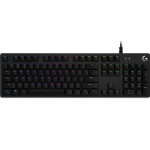 Logitech G G512 Special Edition USB RGB LED Gaming Keyboard with Mechanical XG Blue Switches