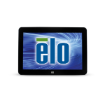 "Elo Touch Solution 1002L 10.1"" 1280 x 800pixels Tabletop Black touch screen monitor"