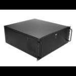 iStarUSA DN-400-70P8B Rack Black 700W computer case