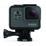 GoPro HERO6 Black 12MP 4K Ultra HD Wi-Fi action sports camera