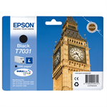 Epson C13T70314010 (T7031) Ink cartridge black, 1.2K pages, 24ml