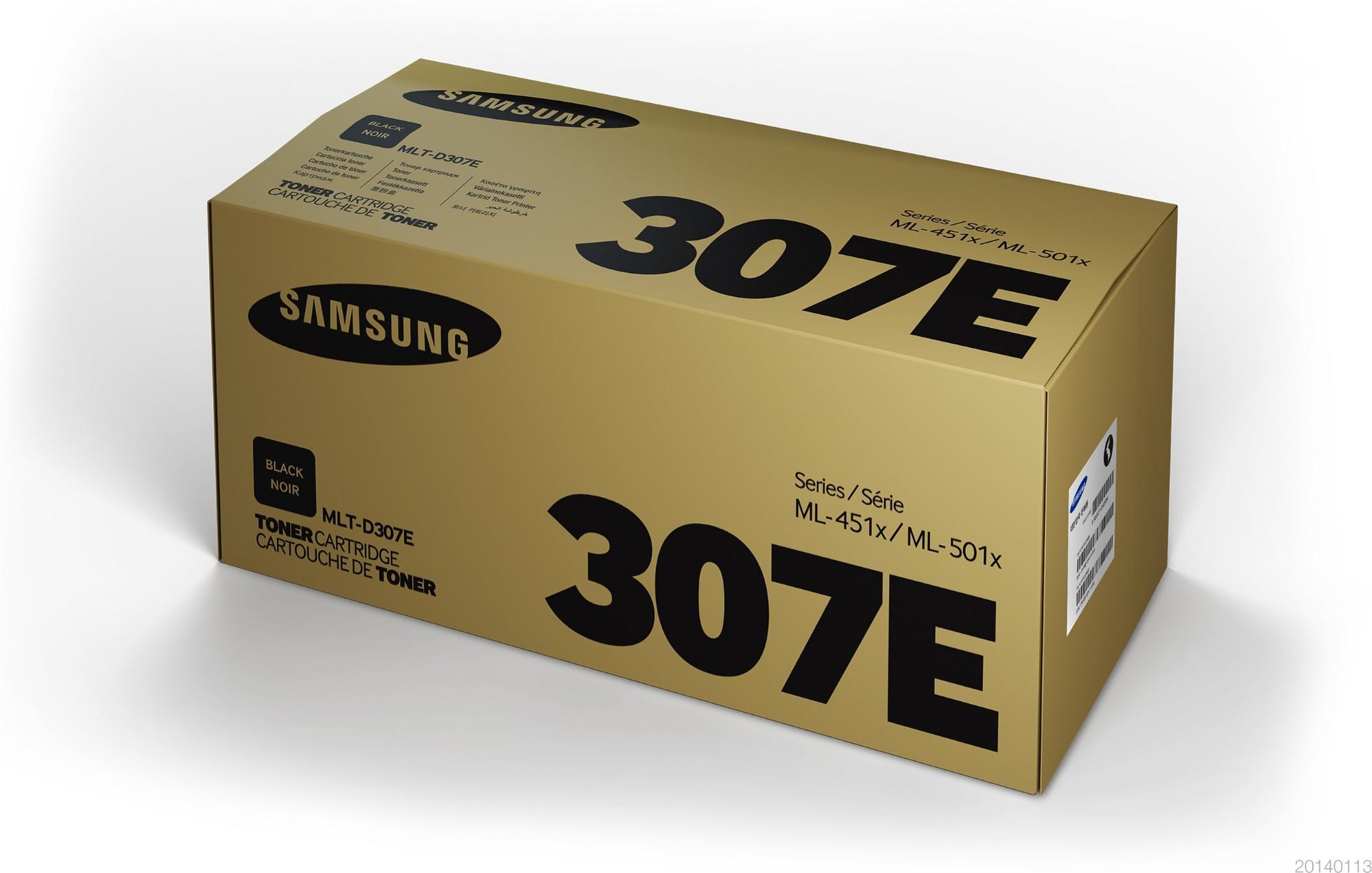 Samsung MLT-D307E Original Negro 1 pieza(s)