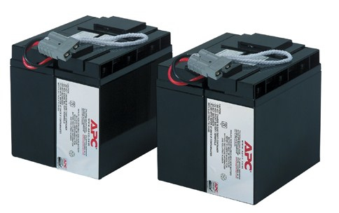 APC Replacement Battery Cartridge #11 Sealed Lead Acid (VRLA)