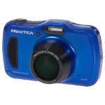 """Praktica Luxmedia WP240 20MP 1/2.3"""" CCD 5152 x 3864pixels Compact camera 5152 x 3864 pixels 1/2.3"""" Blue"""