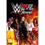 2K WWE 2K17 Hall of Fame Showcase PC PC English