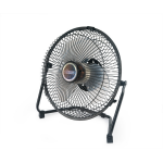 Akasa UrFAN S8 Household blade fan Black