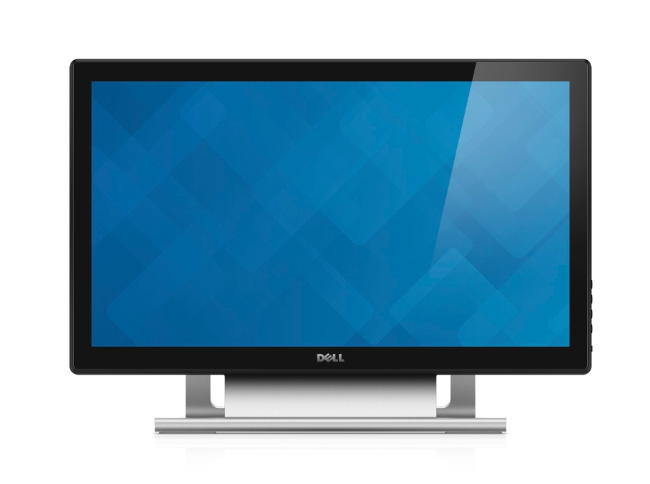 """DELL S2240T 21.5"""" 1920 x 1080pixels Multi-touch Tabletop Black,Silver"""