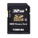 Toshiba N102 32GB SDHC Class 4 memory card