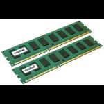 Crucial CT2K204864BD160B memory module 32 GB DDR3 1600 MHz
