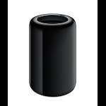 Apple Mac Pro 3.7GHz E5-1620V2 Escritorio Negro PC