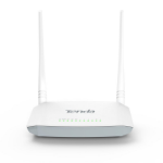 Tenda D301v2 wireless router Single-band (2.4 GHz) Fast Ethernet White