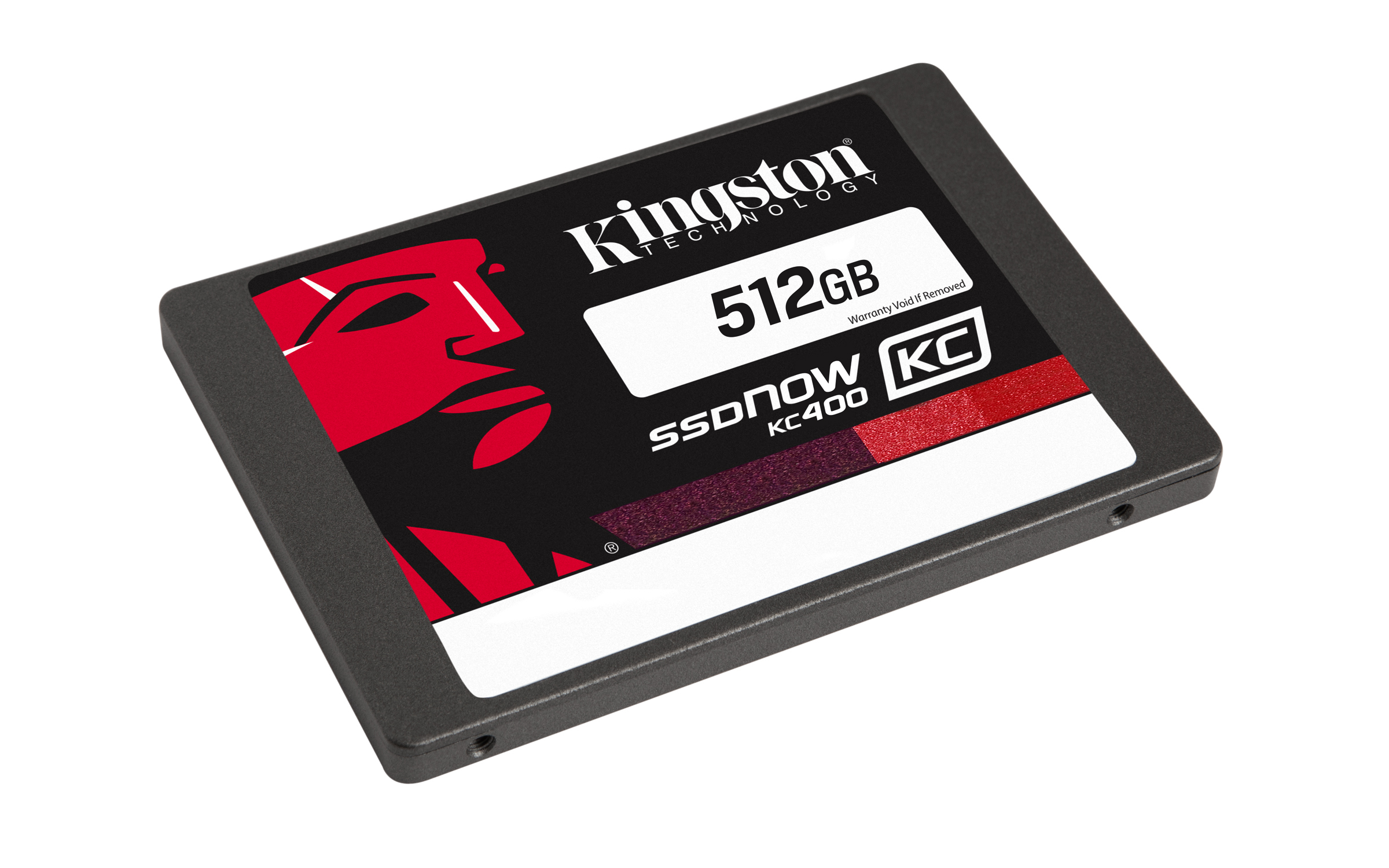 Kingston Technology SSDNow KC400 512GB + Upgrade Kit 512GB