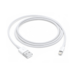 Apple MD818ZM/A 1m USB A Lightning White mobile phone cable