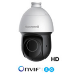 HONEYWELL IP PTZ Camera, 1080P, WDR, 25X ZOOM, IR, H.265/H.264, PoE+, IP66